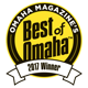 Catering Creations Best of Omaha Award